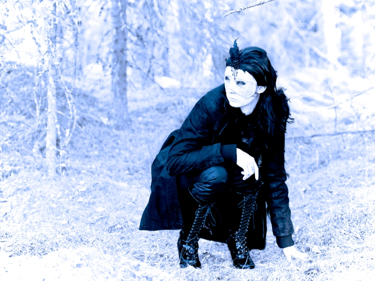 Crow woman 3