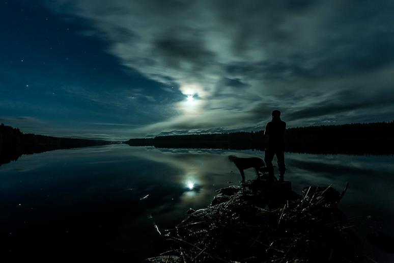 Rhodesian ridgeback moon lake